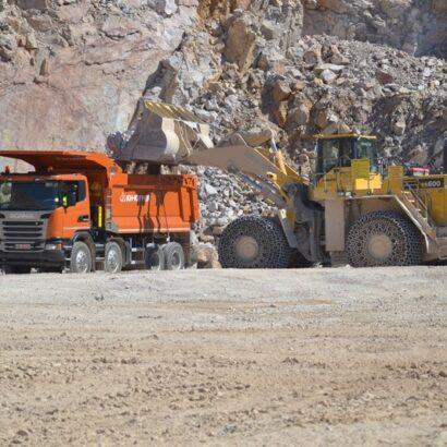 wywrotka mining tipper w1mv
